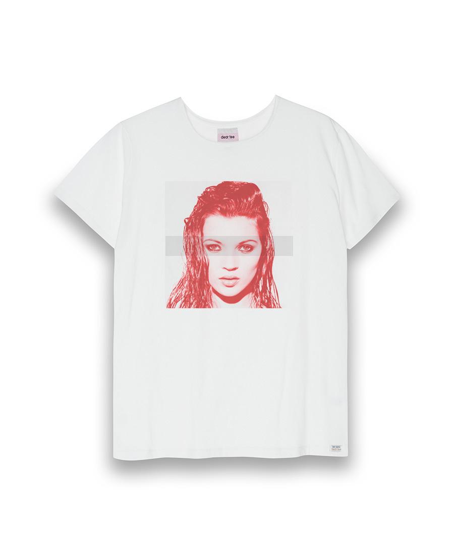 Camiseta mujer Kate Eyes