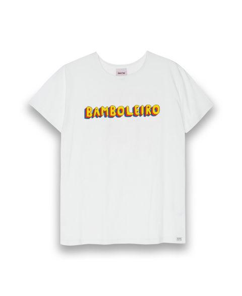 Camiseta mujer Bamboleiro