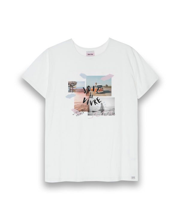 Camiseta mujer Joie de Vivre