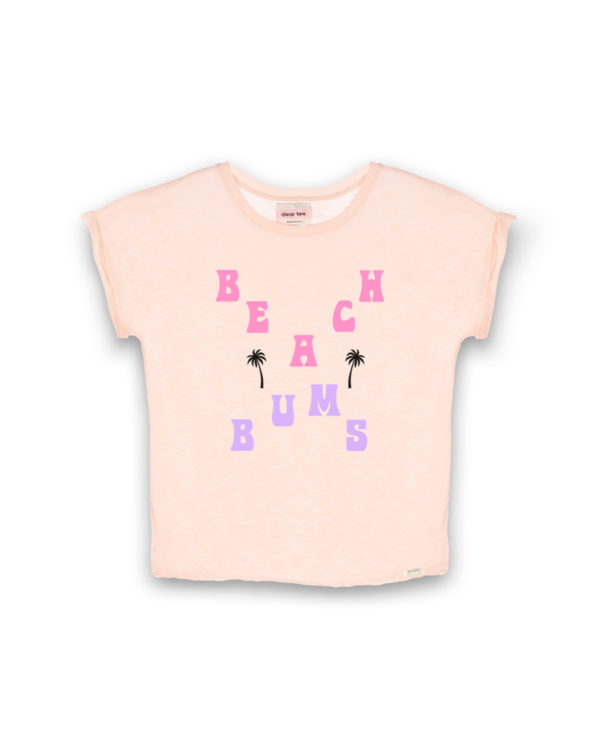 Camiseta mujer Beach Bums
