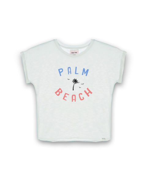 Camiseta mujer Palm Beach