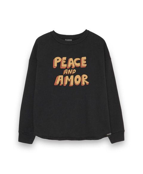 Sudadera mujer Peace & Amor