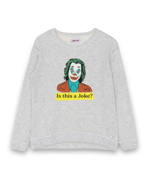 Sudadera mujer Joker