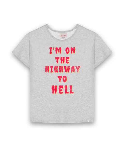 Camiseta mujer Highway to Hell