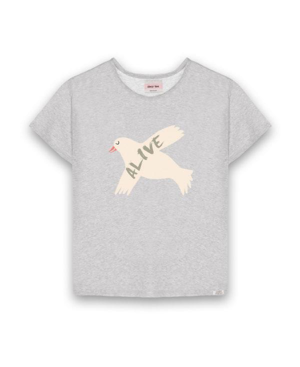 Camiseta mujer Alive