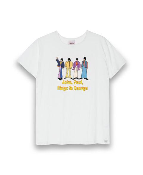 Camiseta mujer Hello Good Bye