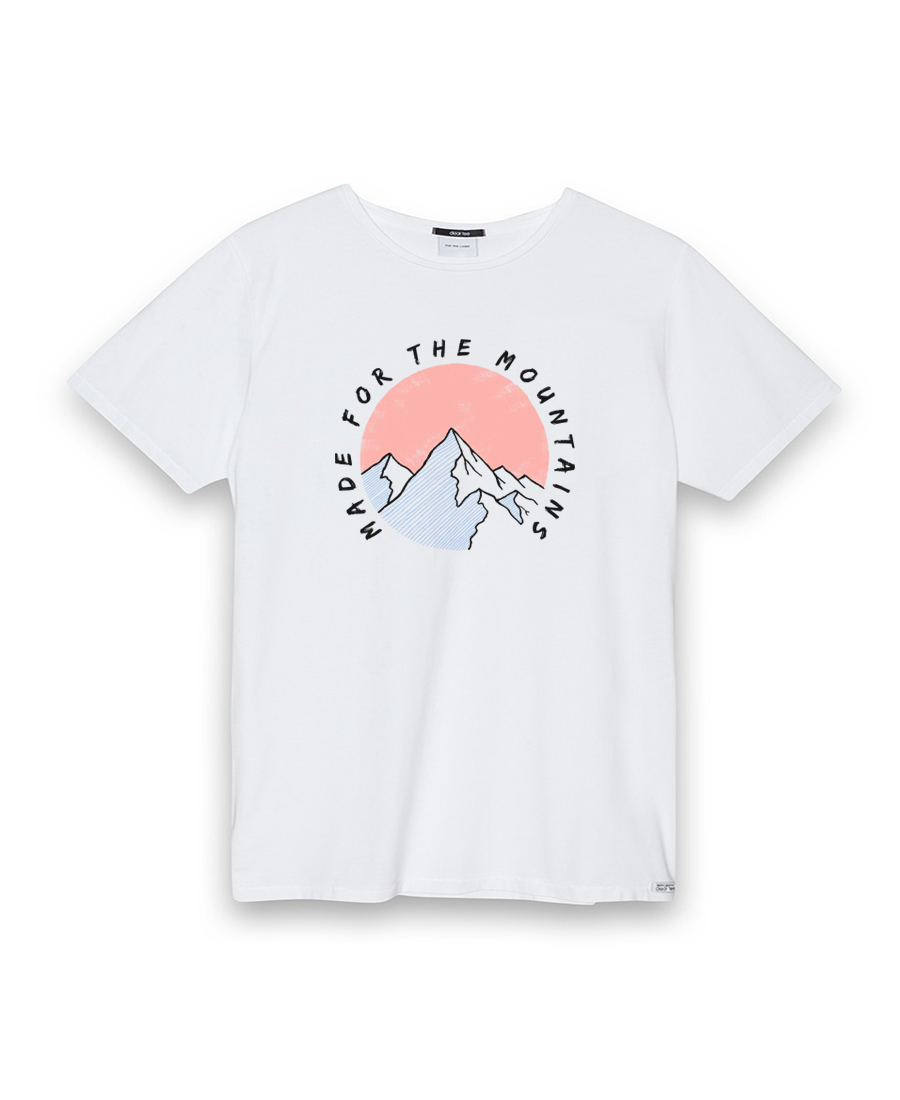 Camiseta hombre Made For The Mountains