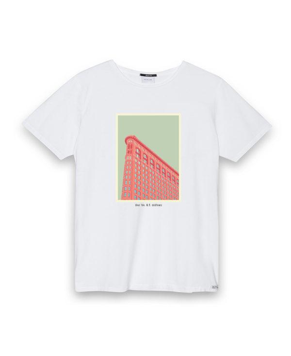 Camiseta hombre N.Y. midtown