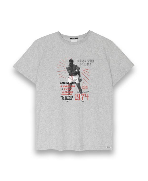 Camiseta hombre Cassius Clay