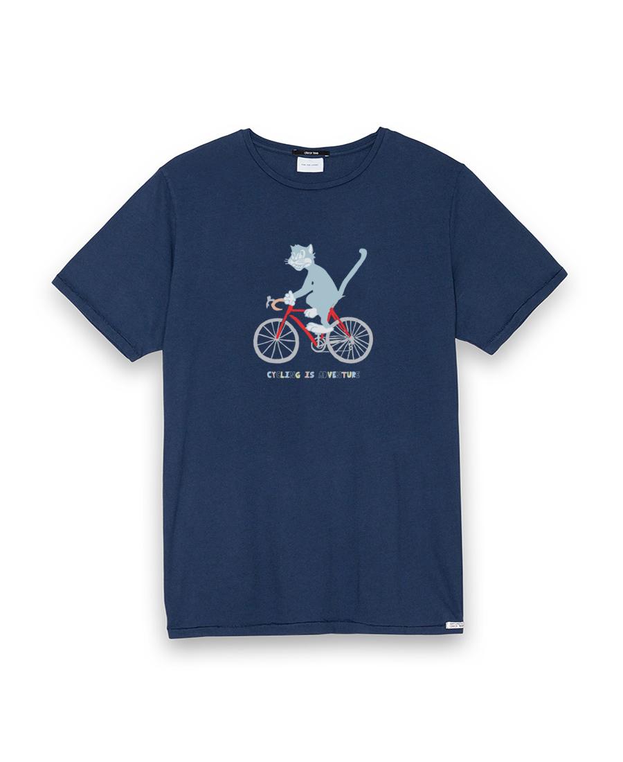 Camiseta hombre Cycling