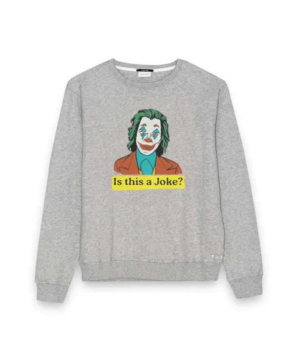 Sudadera hombre Joker
